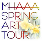 Spring Art Tour logo